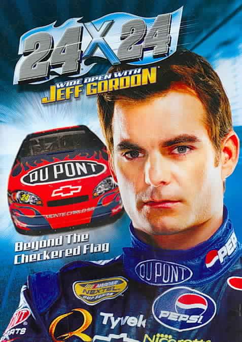 24X24 WIDE OPEN WITH JEFF GORDON BY GORDON,JEFF (DVD)